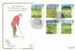 1994 Golf, Cotswold FDC, 250 Years of Golf Carnoustie Angus H/S