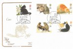 1995 Cats, Cotswold FDC, Catsash Newport Gwent H/S