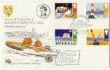 1985 Safety at Sea RNLI Cromer Official FDC