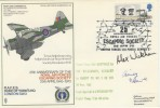 1970 25th Anniversary of the RAF Escaping Society. Signed by Airey Neave