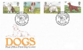 1979 Dogs, Post Office FDC, Spillers Congratulate the Kennel Club 30th Anniversary of the Crufts Exhibition Cannon St London EC4 H/S.