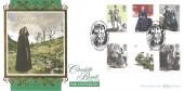 2005 Jane Eyre, Benham BLCS295b Official FDC, 150th Anniversary Charlotte Brontë Tunstall Carnforth H/S.