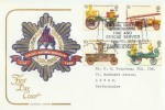 1974 Fire Service Cotswold FDC with Cambridge Fire & Rescue Service H/S