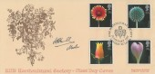 1987 Flowers, KEB Horticultural Society Official Covercraft FDC, KEB Horticultural Society London EC1A H/S, Signed.