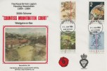 1984  Greenwich Meridian, British Legion Countess Mountbatten Court, Westgate-on-Sea FDC, High Wycombe FDI.
