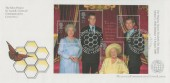 2000 Queen Mother, The Eden Project Official FDC, Eden Project St. Austell Cornwall H/S.