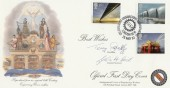 1983 Engineering AUEW Official FDC. Signed by Terry Duffy President