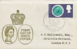 1967 British Discoveries, Scarce Illustrated FDC, 1s Penicillin stamp only, Penicillin Sir Alexander Fleming St.Mary's Hospital Paddington W2 H/S.