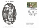 1970, General Anniversies, Babworth Church Home of the Pilgrim Fathers FDC, Mayflower 70 Scrooby Doncaster H/S.