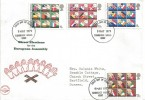 1979 European Elections, Philcovers FDC, Tunbridge Wells Kent FDI.