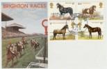 1978 Shire Horse Society Brighton Racecourse Official FDC