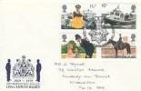 1979 Police, Metropolitan Police 150th Anniversary FDC, New Scotland Yard Metropolitan Police London SW1 H/S.