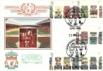 2001 Buses, Dawn Official Liverpool FC Football FDC, League Champions Liverpool FC Museum & Tour H/S.