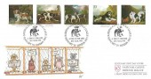 1991 Dogs, Covercraft Official FDC, National Canine Defence League NW1 H/S.