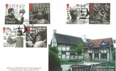 2011 Royal Shakespeare Company, GBCovers GB162 Official FDC, Shakespeare Way Feltham Middx. H/S