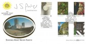 1995 National Trust, Benham BLCS104b, Official FDC, The National Trust Centenary Brownsea Island Poole Dorset H/S. Signed by Janet Street-Porter.