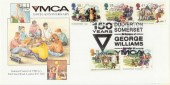 1994 Summertime 150th Anniversary of the YMCA Arlington Official FDC
