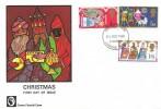 1969 Christmas, Cameo FDC, Bethlehem Llandeilo Carms. FDI