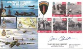 1994 D Day, Forces Official FDC, Juno Beach BF 2418 PS H/S, Signed by The Rt. Hon Jean Chretien then Prime Minster of Canada.