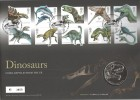 2013 Dinosaurs, Royal Mint Official FDC, 1822 Iguanodon Discovery Tilgate Crawley West Sussex H/S.