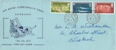 1970 Commonwealth Games, Illustrated FDC, Wisbech Cambs. cds.