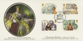 1987, Victorian Britain, Covercraft FDC, First Day of Issue Newport Isle of Wight H/S.