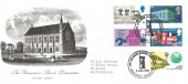 1969 Notable anniversaries, Doncaster Grammar School Official FDC, The Grammar School Centenary Doncaster Yorkshire H/S.