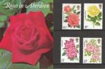 1976, Roses, Aberdeen Presentation Pack
