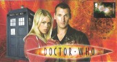 2005 Doctor Who Cover