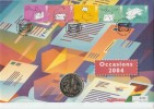 2004 Occasions Westminster Official Coin FDC