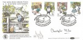 1979, International Year of the Child, Benham BOCS 12 Official FDC, Methuen Commemorate The Centenary of E H Shepard Winnie-the-Pooh Hartfield H/S. Signed by Christopher Milne.