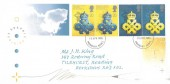 1990 Queen's Awards to Industry, Graphic Paintbox FDC, Newbury Berks. FDI