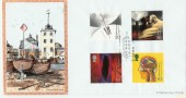 1999 Inventors' Tale H D Macintyre Kent Official FDC