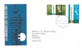 1965 Post Office Tower, GPO FDC, GPO Philatelic Bureau London EC1 FDI