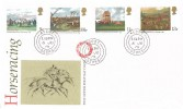 1979 Horse Racing, Post Office FDC, Ascot Berks. cds