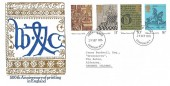 1976, William Caxton, Illustrated FDC, London W1 FDI