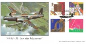 1999 Christians' Tale, British Heritage Collectables Official FDC,  60th Anniversary of the Production MK.III Vickers Wellington Brooklands Weybridge H/S