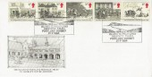 1984 The Royal Mail, Portland Heritage Trust Official FDC, Island of Portland Heritage Trust Portland Dorset H/S