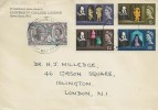 1964 Shakespeare Festival, University College London FDC, London WC FDI