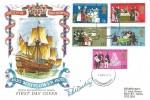 1970 General Anniversaries, Southampton City Council FDC, Southampton FDI, Signed