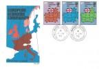 1973 European Communities, Philart FDC, MARKET Deeping Peterborough cds