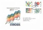 1977 Chemistry, Steroids FDC, Paddington W2 FDI
