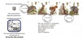 1977 Wildlife, The Law Society's National Conference FDC, Harrogate N.Yorks. FDI