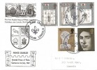 1969 Prince of Wales Investiture, Small Nettleham Official FDC, Nettleham Lincoln H/S