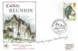 1980 Colditz Reunion Cover, 35th Anniversary Reunion Colditz London SE1 H/S. Signed by Mickey Vaughan Newborough