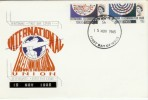 1965 International Communications Ordinary Set London EC FDI FDC