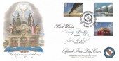 1983 Engineering, Amalgamated Union of Engineering Workers AUEW Official FDC, Celebrating Engineering Achievements London SE15 H/S Signed by Terry Duffy President & Gavin Laird General Secretary