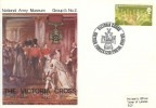 1970 Commonwealth Games National Army Museum Victoria Cross Official FDC