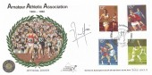 1980 Sporting Anniversaries, Benham BOCS 23 Official FDC, Amateur Athletic Association Crystal Palace H/S, Signed Ron Hill MBE Marathon Runner