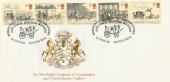 1984 The Royal Mail Cotswold Official FDC, Worshipful Company of Coachmakers and Coach Harness makers London WC2 H/S